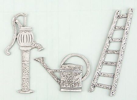 Prima - Shabby Chic Treasures by Ingvild Bolme - Metal Garden