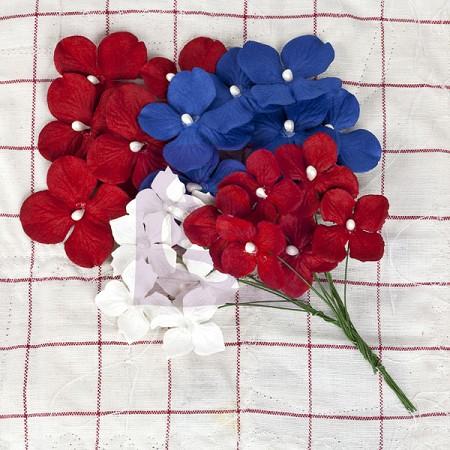 Prima Paper Flowers Liberty Impatients