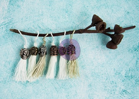 Prima - Tassel - Antique