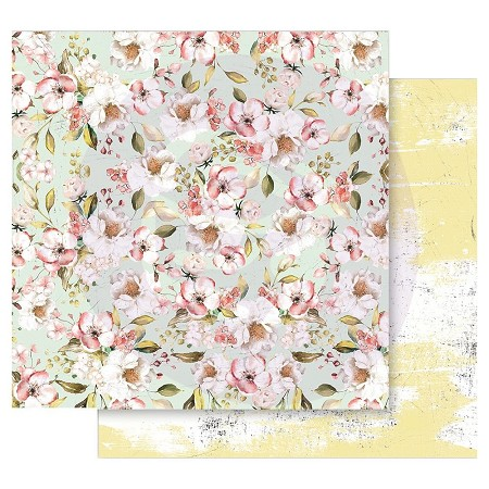 "Prima - Fruit Paradise Collection - Blooming Season 12""x12"" paper"