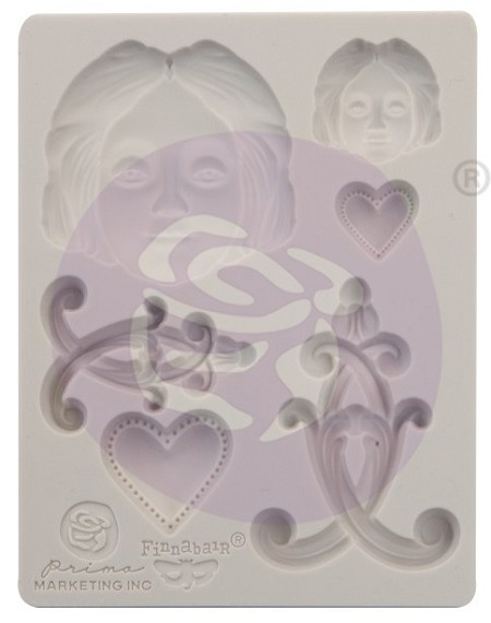 Prima - Finnabair Decor Mould Anabelle
