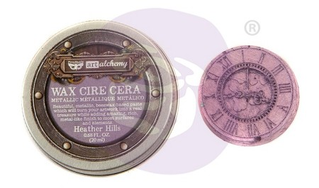 Prima - Finnabair Metallique Wax - Heather Hills