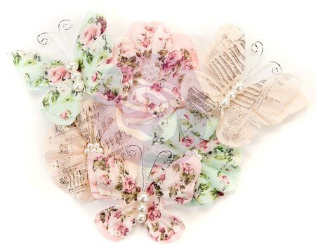 Prima - Misty Rose Collection Flowers - Mabel