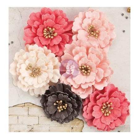 Prima - Rossi Belle Collection - Ulyssia Paper Flowers :)