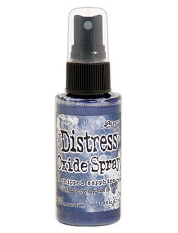 Ranger - Tim Holtz Distress Oxide Spray Ink - Chipped Sapphire
