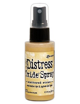 Ranger - Tim Holtz Distress Oxide Spray Ink - Scattered Straw