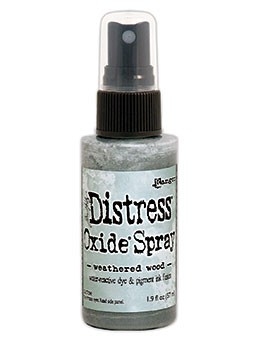 Ranger - Tim Holtz Distress Oxide Spray Ink - Weathered Wood