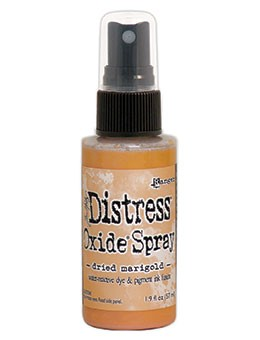 Ranger - Tim Holtz Distress Oxide Spray Ink - Dried Marigold