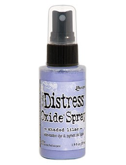 Ranger - Tim Holtz Distress Oxide Spray Ink - Shaded Lilac