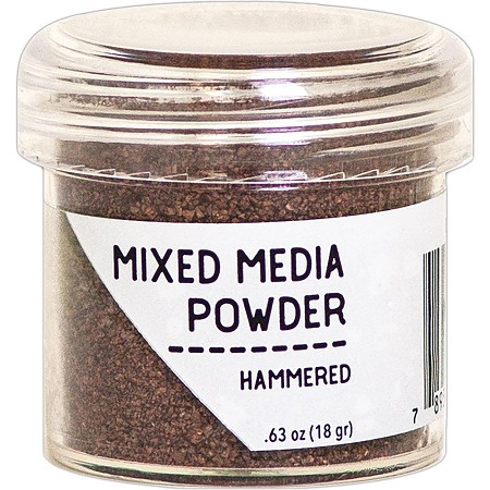 Ranger - Mixed Media Embossing Powder - Hammered