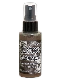 Ranger - Tim Holtz Distress Oxide Spray Ink - Ground Espresso