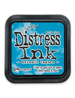 Ranger - Tim Holtz Distress Ink Pad - Mermaid Lagoon