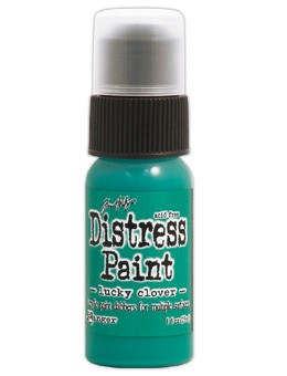 Ranger - Tim Holtz Distress Paint - Lucky Clover