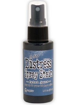 Ranger - Tim Holtz Distress Spray Stain - Faded Jeans