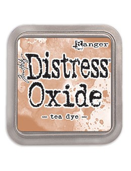 Ranger - Tim Holtz Distress Oxide Ink Pad - Tea Dye