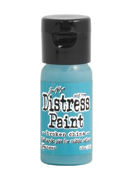 Ranger - Tim Holtz Distress Paint FLIP CAP - Broken China