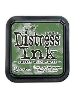 Ranger - Tim Holtz Distress Ink Pad - Rustic Wilderness