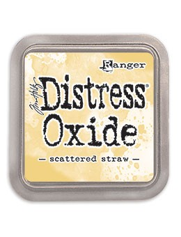 Ranger - Tim Holtz Distress Oxide Ink Pad - Scattered Straw