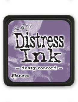Ranger - Tim Holtz Mini Distress Ink Pad - Dusty Concord