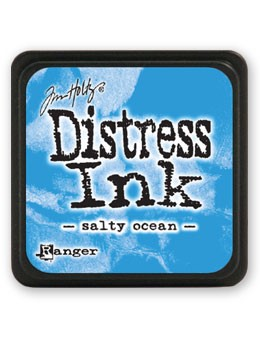Ranger - Tim Holtz Mini Distress Ink Pad - Salty Ocean