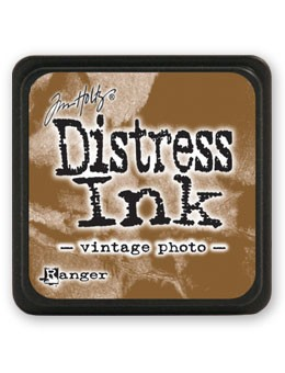 Ranger - Tim Holtz Mini Distress Ink Pad - Vintage Photo