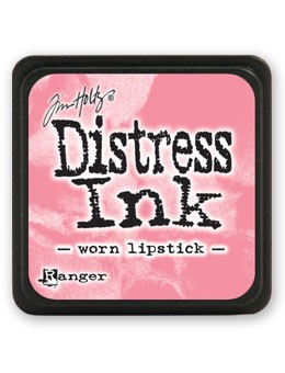 Ranger - Tim Holtz Mini Distress Ink Pad - Worn Lipstick