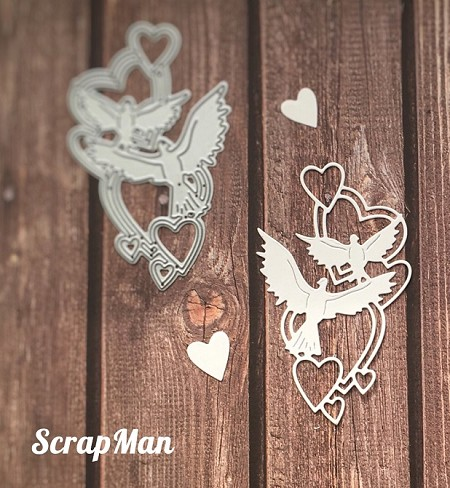 ScrapMan Dies - Flight of Love