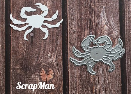 ScrapMan Dies - Sea Crab