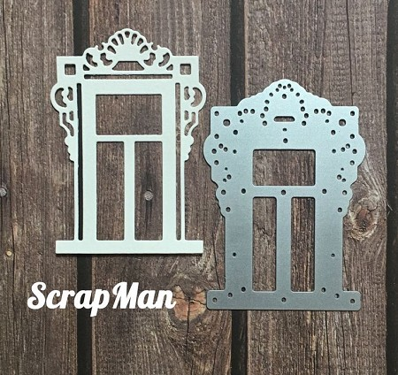 ScrapMan Dies - Window #1