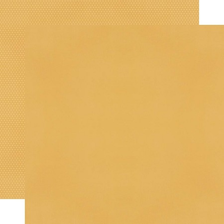 Simple Stories - Mustard Color Vibe 12x12 Textured Cardstock
