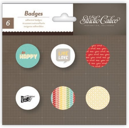 Studio Calico - Snippets Collection - Badges