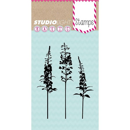 Studio Light - Basic Clear Stamp - Herbs