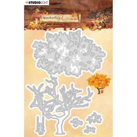 Studio Light - Wonderful Autumn - Tree Die Set