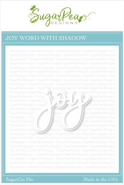 SugarPea Designs - Joy SugarCut
