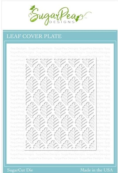 SugarPea Designs - Leaf Cover Plate SugarCut