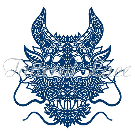 Tattered Lace - Dies - Festival Mask