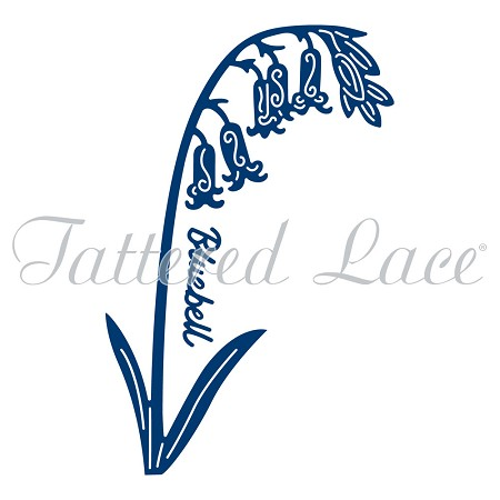 Tattered Lace - Dies - Bluebell