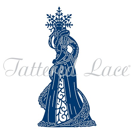 Tattered Lace - Dies - Snow Princess