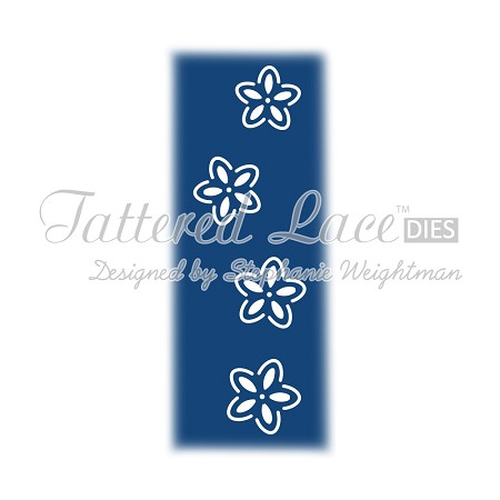 Tattered Lace - Dies - Kaleidascope Flower Small