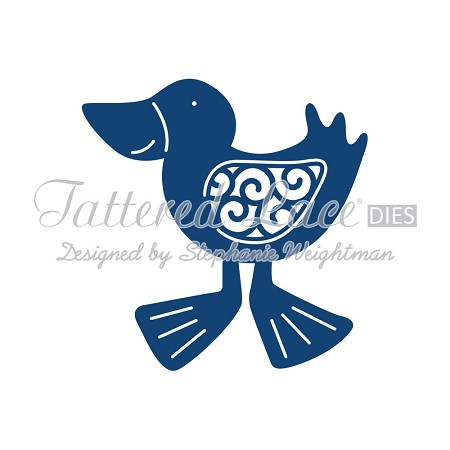 Tattered Lace - Dies - Duck