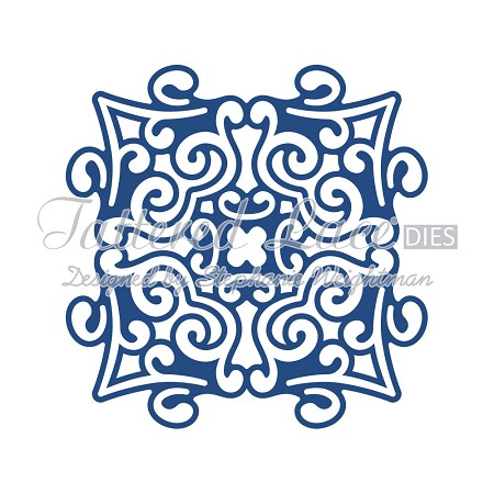 Tattered Lace - Dies - Ornamental Square