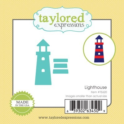 Taylored Expressions - Cutting Die - Little Bits Lighthouse