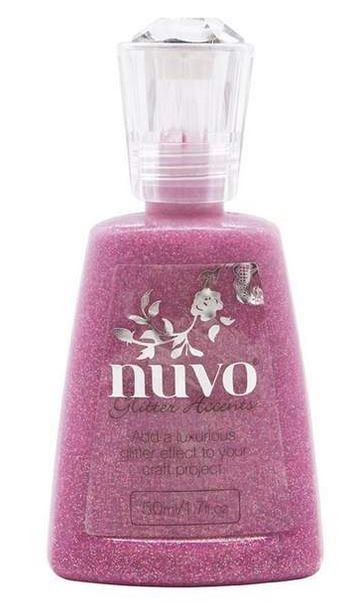 Tonic Studios - Nuvo Glitter Accents - Candy Kisses