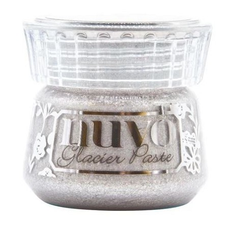 Tonic Studios - Nuvo Glacier Paste - Quicksilver