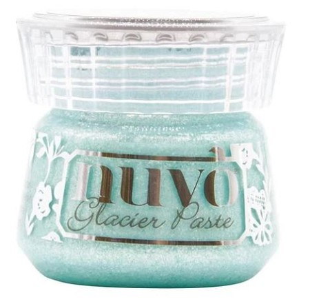 Tonic Studios - Nuvo Glacier Paste - Sea Sprite
