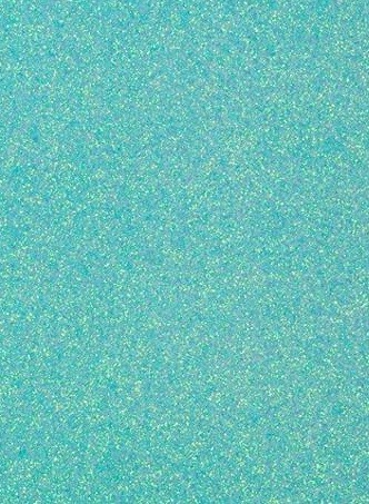 "Tonic Studios - Craft Perfect Cardstock - 5 sheets Glitter Tropical Tide 8.5""x11"""