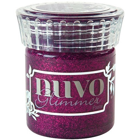 Tonic Studios - Nuvo Glimmer Paste - Plum Spinel