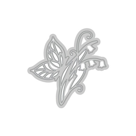 Tonic Studios - Cutting Die - Petites Bluebell Butterfly