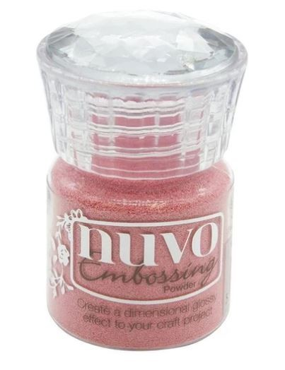 Tonic Studios - Nuvo Embossing Powder - Pink Popsicle