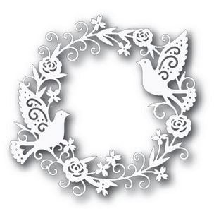 Tutti Designs - Cutting Die - Dove Circle